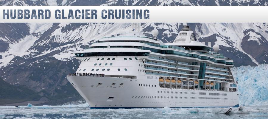 Disney Cruise To Hawaii >> Hubbard Glacier Cruising - Around the World - Travel Agency
